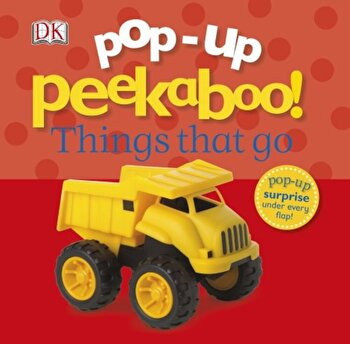 Pop-Up Peekaboo! Things That Go/*** poza cate