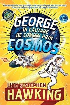 George in cautare de comori prin Cosmos/Stephen Hawking, Lucy Hawking