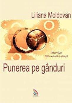Punerea pe ganduri/Liliana Moldovan poza cate