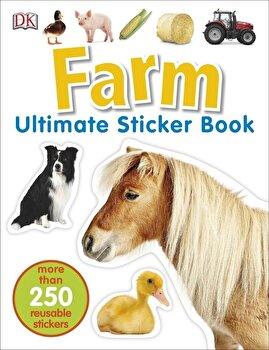Farm Ultimate Sticker Book/*** poza cate