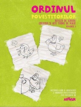 Ordinul Povestitorilor '3/Adina Popescu