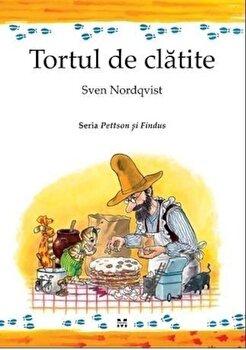 Tortul de clatite/Sven Nordqvist imagine