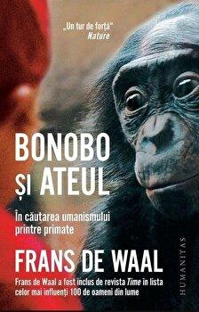 Bonobo si ateul:in cautarea umanismului printre primate/Frans de Waal imagine elefant 2021