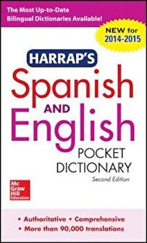 Harrap's Spanish and English Pocket Dictionary, Paperback/Harrap's image0
