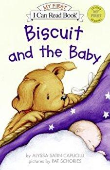Biscuit and the Baby, Paperback/Alyssa Satin Capucilli image0