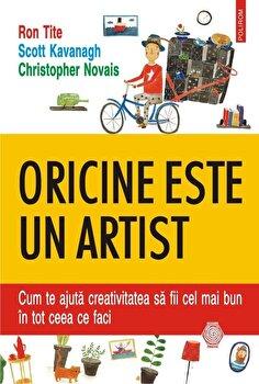 Oricine este un artist/Ron Tite