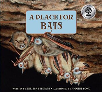 A Place for Bats, Revised Edition, Paperback/Melissa Stewart image0