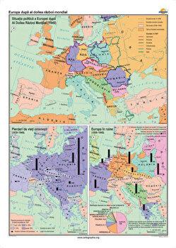 Europa dupa al doilea razboi mondial/*** imagine elefant.ro 2021-2022