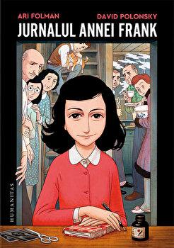Jurnalul Annei Frank. Adaptare grafica/David Polonsky, Ari Folman