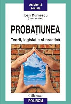 Probatiunea. Teorii, legislatie si practica/Ioan Durnescu imagine elefant.ro 2021-2022