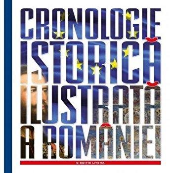Cronologie istorica ilustrata a Romaniei/Tudor Salajean, Gheorghe Iacob