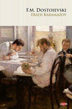 Fratii Karamazov. Carte pentru toti. Vol. 64/F.M. Dostoievski imagine