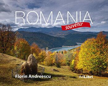 Album Romania - Suvenir (engleza)/Florin Andreescu imagine elefant.ro 2021-2022