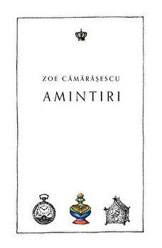 Coperta Carte Amintiri