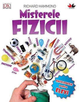 Misterele fizicii/Richard Hammond