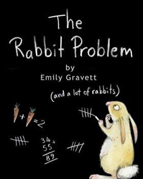 The Rabbit Problem, Hardcover/Emily Gravett poza cate