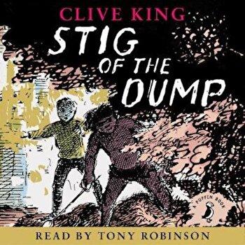 Stig of the Dump, Audiobook/Clive King imagine