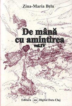 Coperta Carte De mana cu amintirea (2 volume)