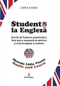Student la Engleza/Lidia Vianu