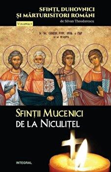 Imagine Sfintii Mucenici De La Niculitel - silvan Theodorescu