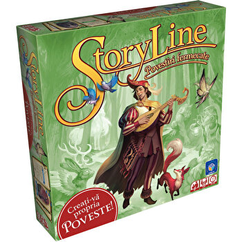 Joc StoryLine - Povestiri fermecate