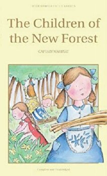 Children of the New Forest/Frederick Marryat poza cate