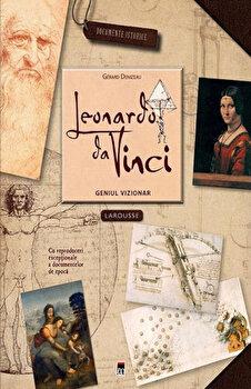 LeonardoDa Vinci - Geniul Vizionar/Larousse poza cate