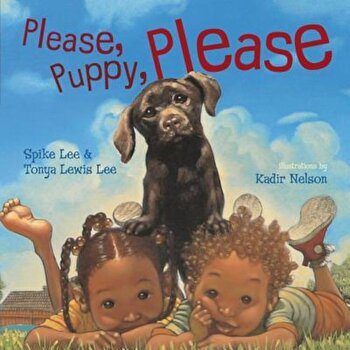 Please, Puppy, Please, Hardcover/Spike Lee poza cate