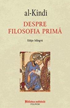Despre filosofia prima-al-Kindi imagine
