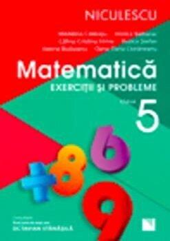 Matematica. Exercitii si probleme pentru clasa a V-a/M. Calarasu, V. Baibarac, C.-C. Irimie, R. Stefan, V. Buduianu, O.-D. Cioraneanu