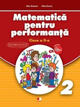 Matematica pentru performanta. Clasa a II-a/***