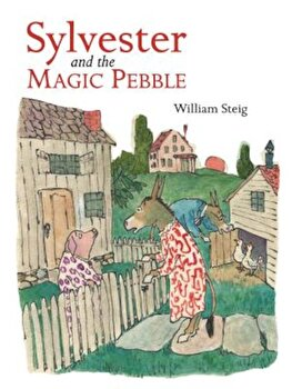Sylvester and the Magic Pebble, Hardcover/William Steig poza cate