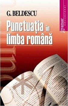 Punctuatia in limba romana/G. Beldescu