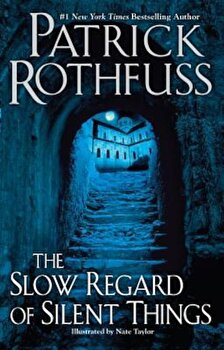 The Slow Regard of Silent Things, Hardcover/Patrick Rothfuss imagine
