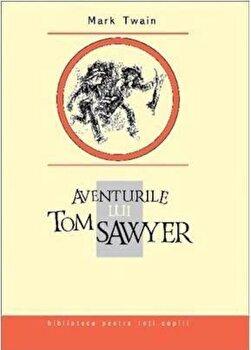 Aventurile lui Tom Sawyer/Mark Twain imagine