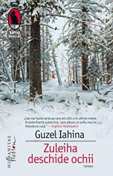 Coperta Carte Zuleiha deschide ochii/Guzel Yakhina