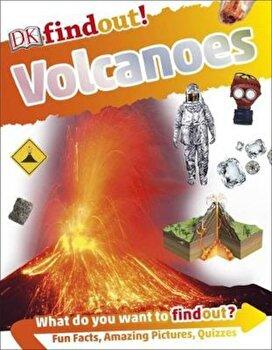 Volcanoes, Paperback/DK poza cate