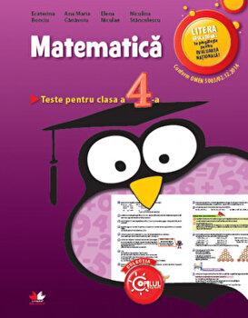 Matematica. Teste pentru clasa a IV-a (Evaluare Nationala)/***