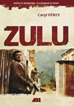 Zulu/Caryl Ferey imagine elefant 2021