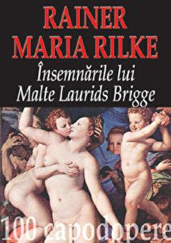 Insemnarile lui Malte Laurids Brigge (Editie de lux)/Rainer Maria Rilke imagine