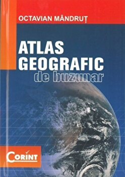 Atlas geografic de buzunar/Octavian Mandrut imagine elefant.ro 2021-2022