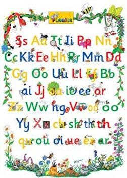Jolly Phonics Letter Sound Poster, Paperback/*** imagine