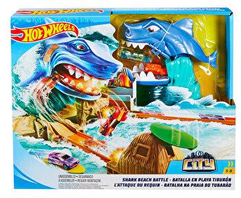 Hot Wheels - Set Batalia rechinului