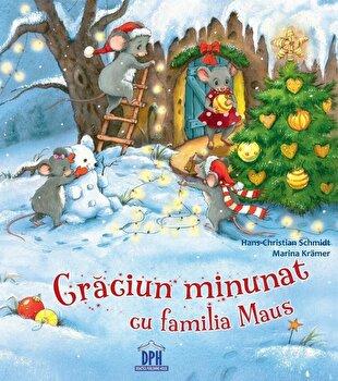 Craciun minunat cu familia Maus/Hans-Christian Schmidt, Marina Kramer