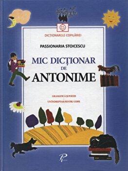 Mic Dictionar de Antonime/*** imagine elefant.ro 2021-2022