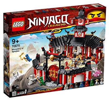 LEGO Ninjago, Manastirea Spinjitzu 70670