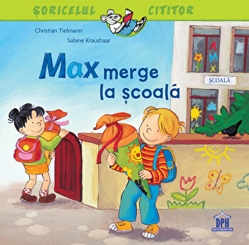 Max merge la scoala/Christian Tielmann, Sabine Kraushaar