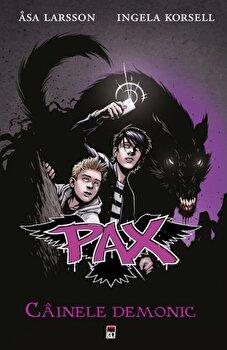 PAX - Cainele Demonic/Asa Larsson