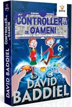 Controller-ul de oameni/David Baddiel