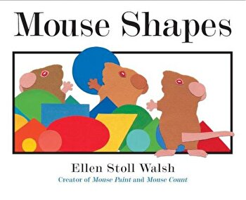 Mouse Shapes, Paperback/Ellen Stoll Walsh poza cate
